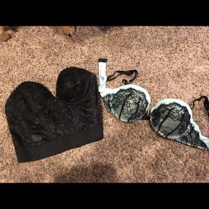 BUNDLE! Sexy lace lingerie NEVER WORN